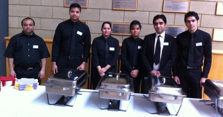 office event catering