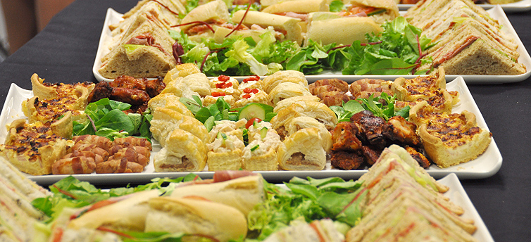 Order Delicious Sandwich Platters Delivery in London from UBP Catering