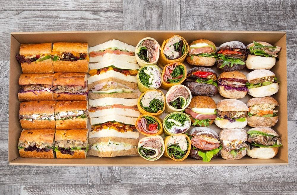 Sandwich Platter Delivery London
