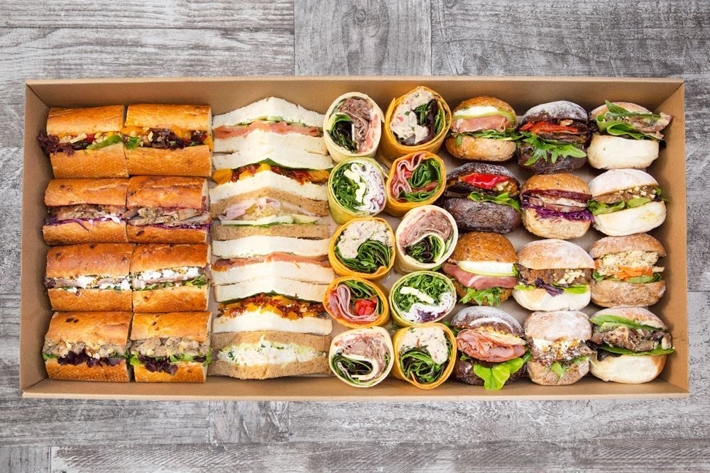 Sandwich Platter Delivery Services in London