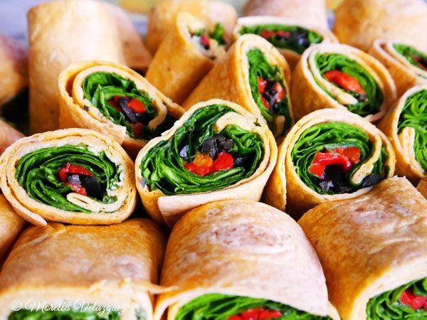 Vegan-Baguette-Wrap-Platter