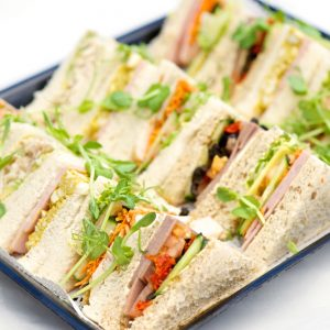 Sandwich Platter Services in Luton