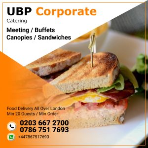 london corporate caterers