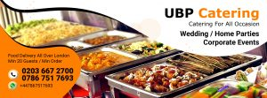 UBP catering