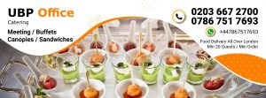 office catering london
